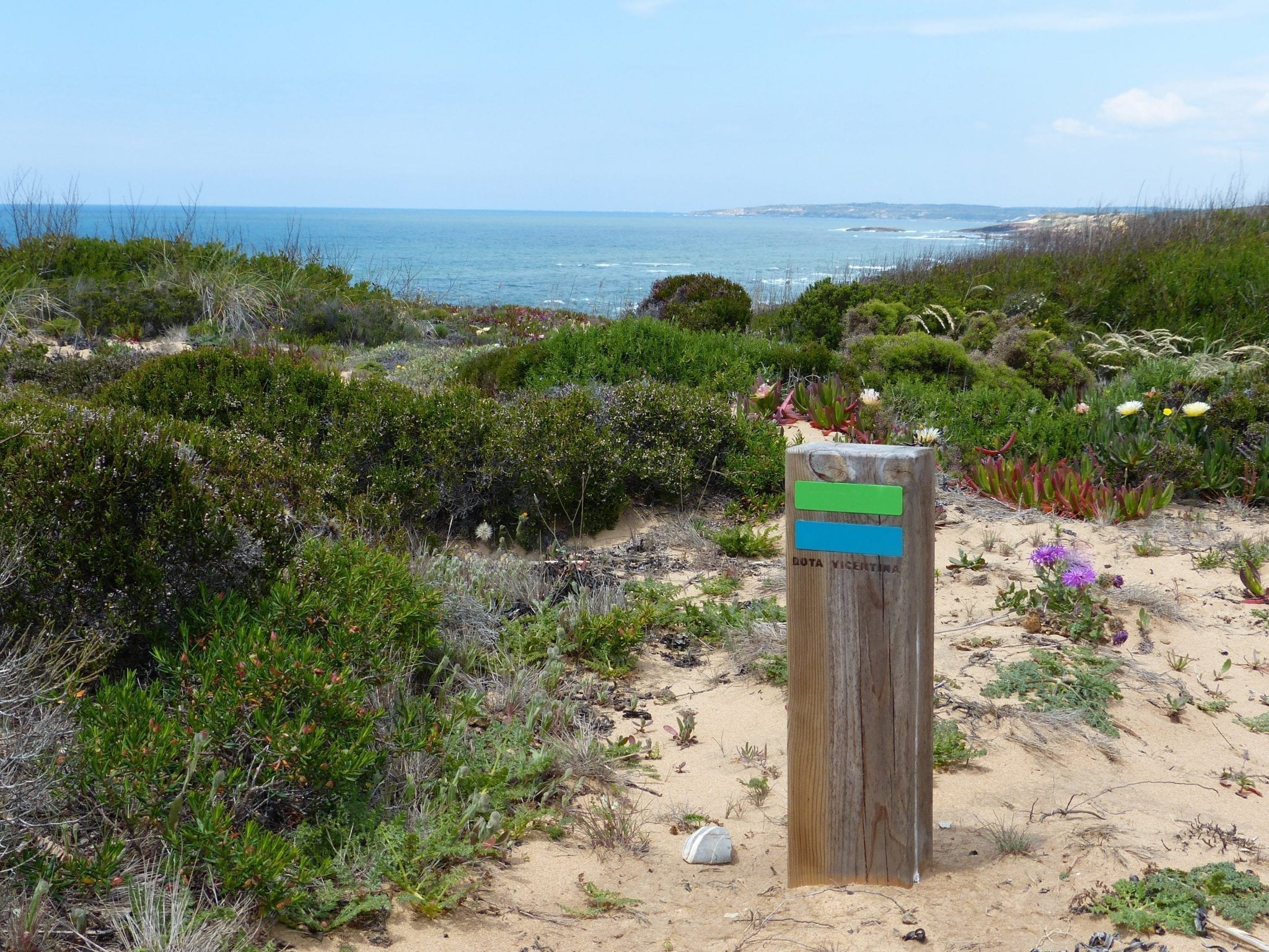 Rota Vicentina and Via Algarviana