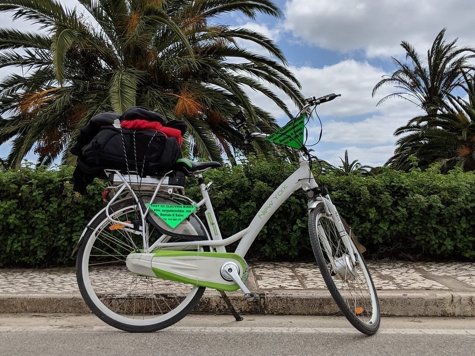 Discover the Algarve by E-Bike