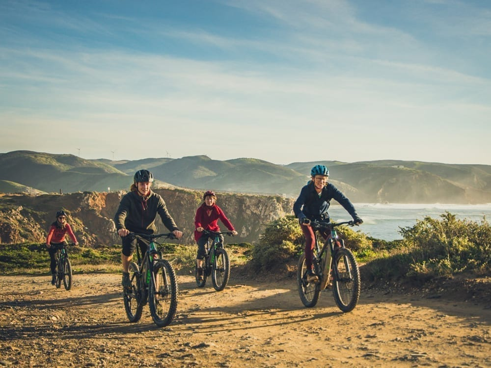 E-Mountainbike Tours