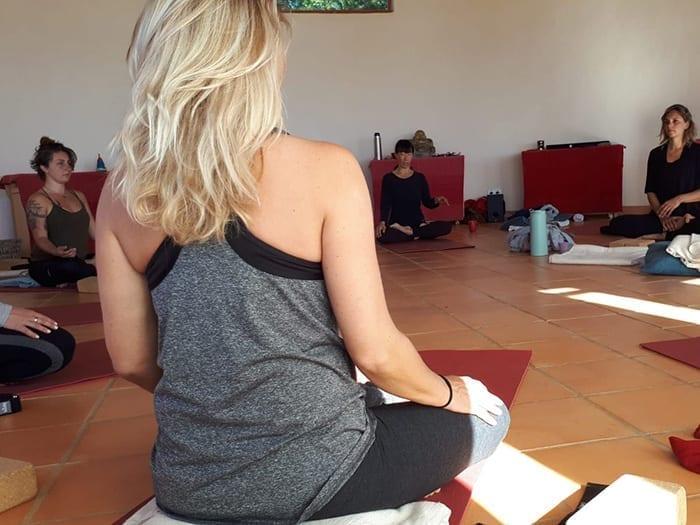 Luxurious Yoga & Massage Package