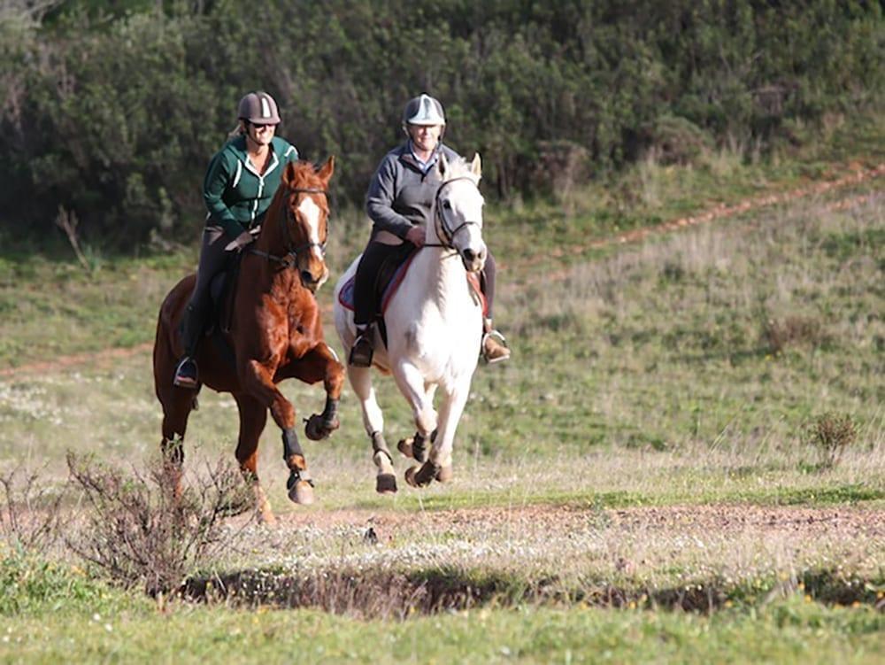 Paardrijden in de Algarve